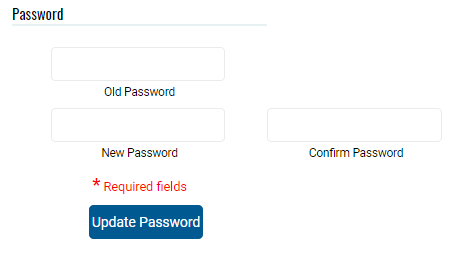Pharmacy Times Update Password